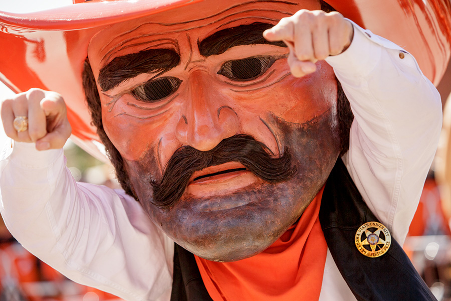 Pistol Pete wants you to join the Cowboy family.
