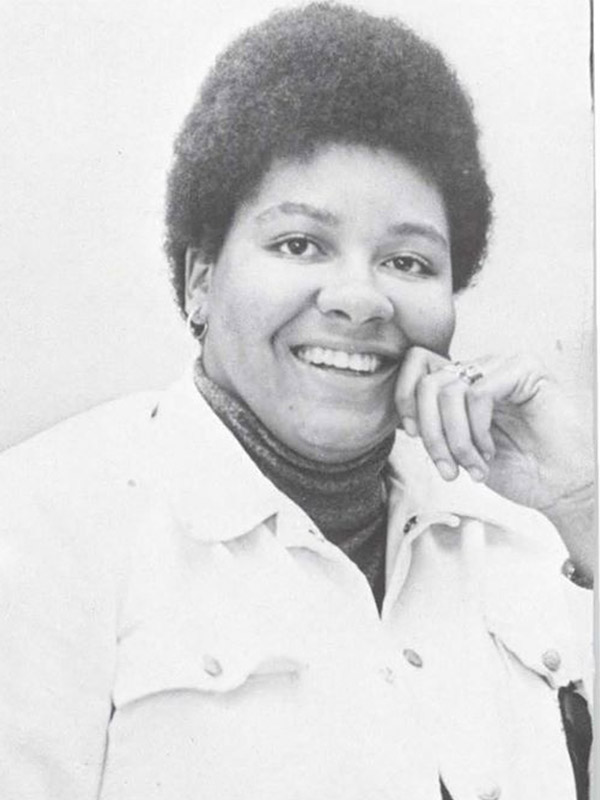 Patrice Latimer became the first African- American to be president of the OSU Student Association.