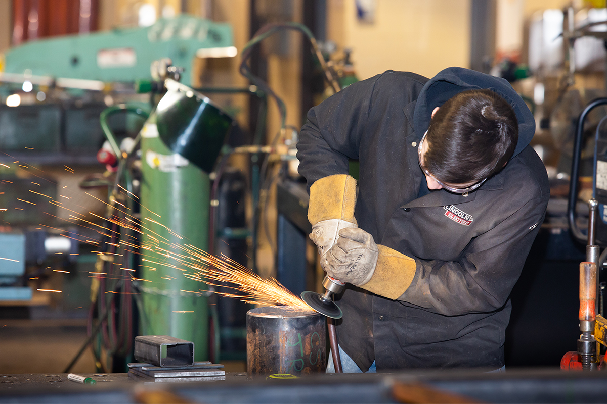 Workforce education student