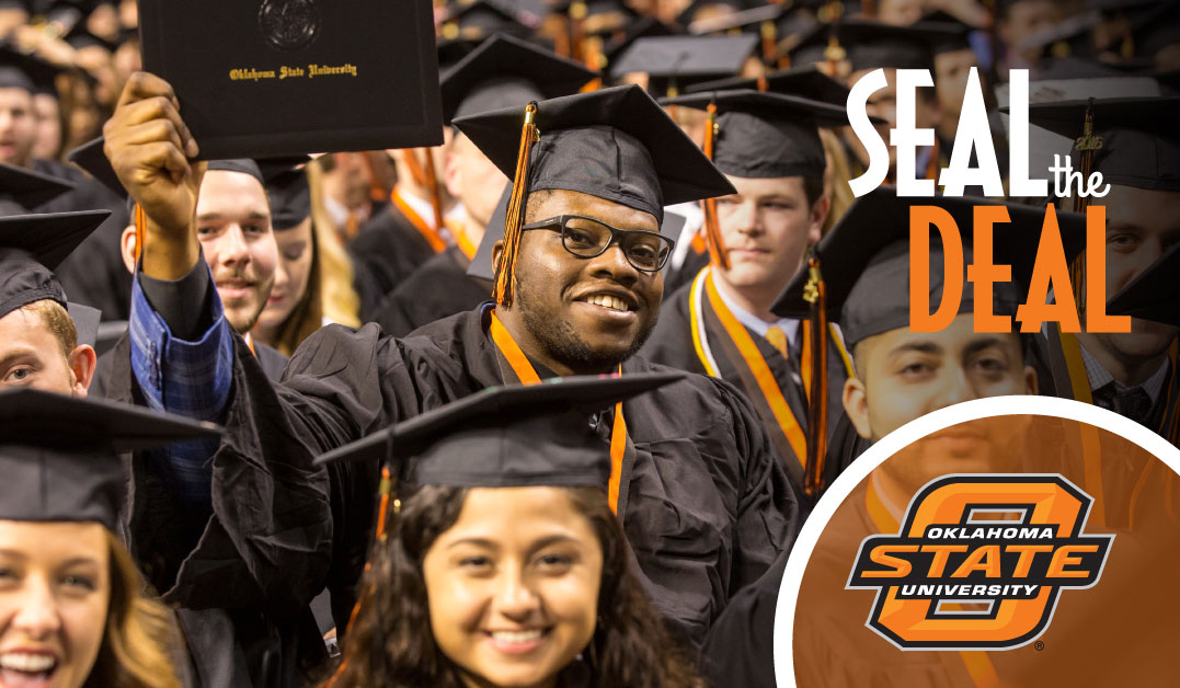Seal The Deal! | Oklahoma State University
