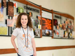 Taylor Price, Texas - OSU Food Science Student